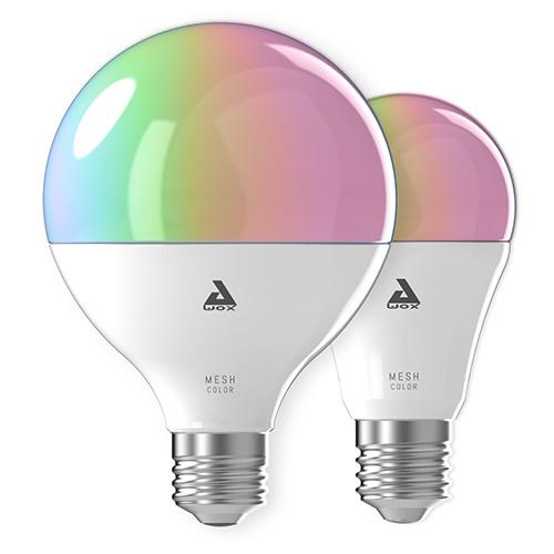 AwoX ampoule SmartLIGHT c9 et c13 mesh Globe